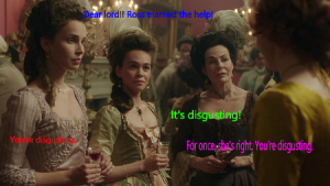 Eleanor Tolinson, Harriet Ballard, Heida Reed, and Mary Woodvine.